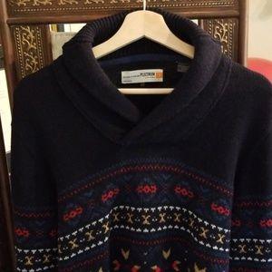 Ben Sherman Plectrum Sweater